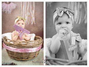 Séance photo bébé – 1an