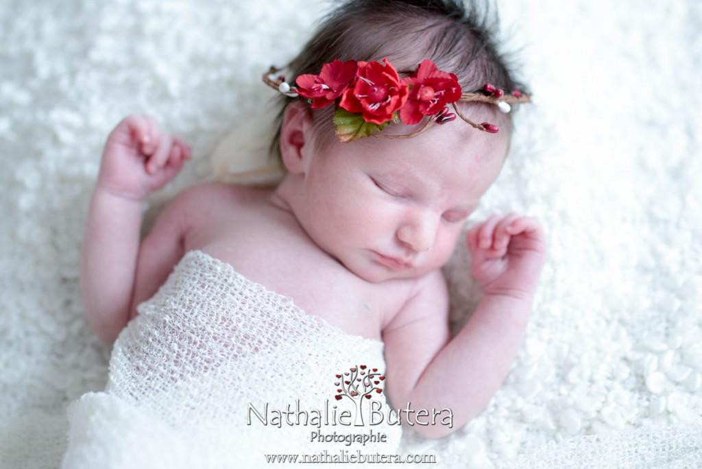 Séance photo nouveau-né