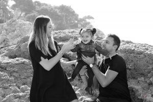 Elsa, Séance photo Enfant et Famille en Extérieur
