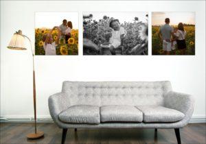 Décorer votre intérieur avec un Mur d'Images