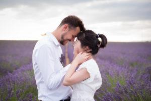 Une demande en Mariage Surprise à Valensole
